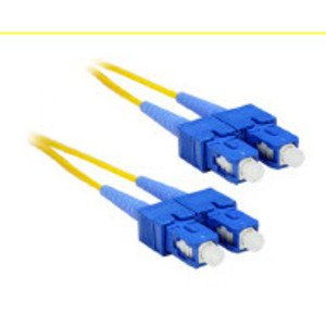 CP Technologies SC2-SMD-08 Fiber Patch Cord, SC to SC, Single Mode Duplex, 8 Meters