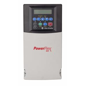 Allen-Bradley 22C-D012N103 Drive, PowerFlex 400, 480VAC, 3PH, 12A, 5.5KW, 7.5HP, IP20