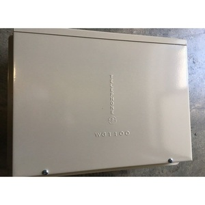 Wire Guard Systems WG1100SC-PH Recessed Telephone Box, Non-Metallic