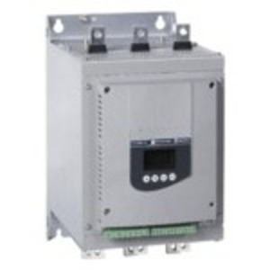 Square D ATS48D75Y Soft Starter, ATS48, 75A, 690VAC, 55kW, 3PH, 60HP, Asynchronous