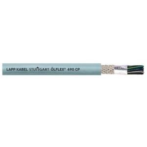 Lapp 401604CP Flexible Control Cable, 16/4, Abrasion-Resistant, Shielded