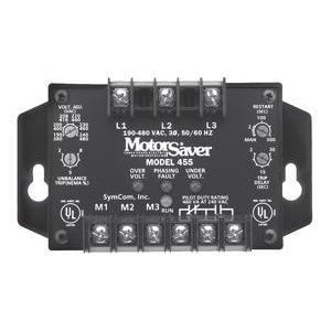 Symcom 455 Voltage Monitor, 3-Phase