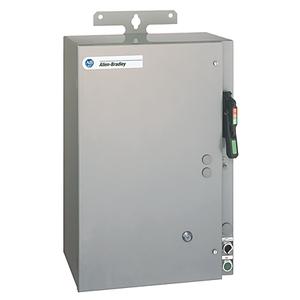Allen-Bradley 1233X-ENB-A2M-49 Pump Panel, NEMA 4, 135A, 75HP, 480VAC Coil, Breaker Type, NEMA 3R
