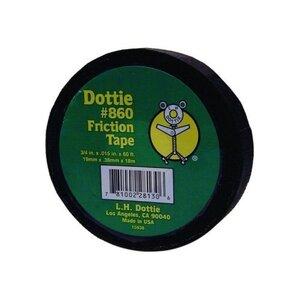 Dottie 860 3/4 X 60' FRICTION TAPE