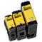 Eaton/Bussmann Series TCF45 Fuse, Low-Peak CUBEFuse, Indicating, 45A, 600VAC, 300VDC
