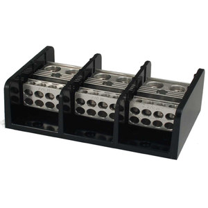 Marathon Special Products 1453586 Power Distribution Block, 760A, 3-Pole, (2) Line per Pole, (8) Load per Pole