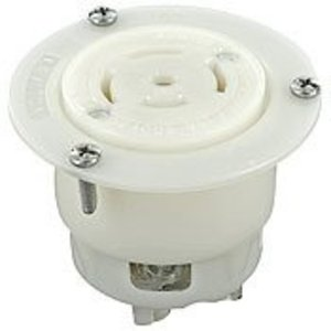 Leviton 3525-C #2cd_flanged Outlet