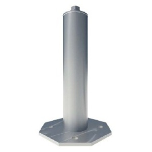 "IronRidge 51-6004-500L Aluminum Flat Top Standoff, 4"""