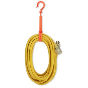 "Ergodyne 3510S Squids 11.8"" Small Locking Tie Hook - Wt. Cap: 22lbs"