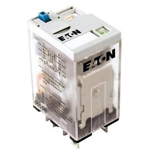 Eaton D7PF2AT1   Eaton D7PF2AT1 Relay, Ice Cube, 8-Blade ... on