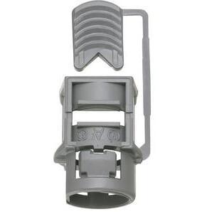 """Arlington NM842 Push-In Connector, 3/4"""", For Non-Metallic/Flexible Cord"""
