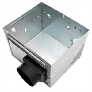 """Air King AK-1HSG Contractor Pack, Fan Housing with 4"""" Duct"""