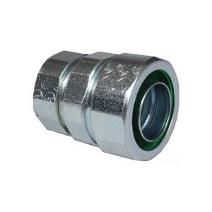 Dottie CF1 Combination Coupling, EMT to Liquidtight, 1/2 - 1/2""