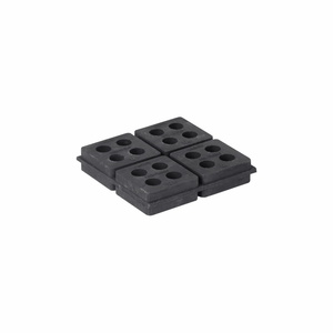 "Cooper B-Line VRP-16 Transformer Pad, Vibration, Rubber Cube, 4"" x 36"""