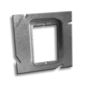 RANDL Industries D-51G034 5 in. Square x Single Gang Extension Ring