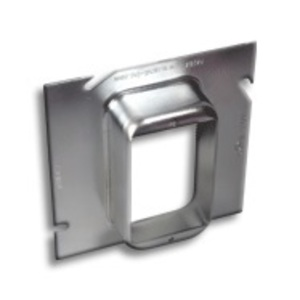 RANDL Industries D-51G114 5 in. Square x Single Gang Extension Ring