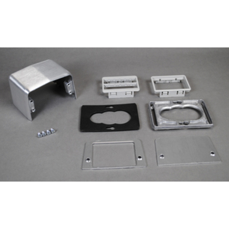Wiremold - 525RT, Floor Box - Service Fittings, Accessories, Boxes ...
