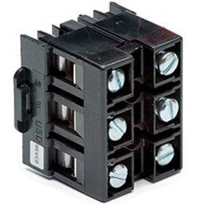 Eaton/Bussmann Series NDN111-WH TERM.CONN.BLOCK