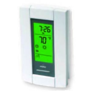 King Electrical TH115-AF-GA Programmable Thermostat, 7 Day, 15A, 120/208/240V