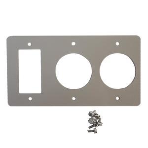 Milbank K5920-75 Milb K5920-75 Receptacle Cover Plat