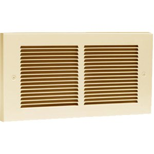 Cadet RMGA Register Heater Grill Almond