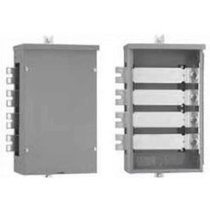 "Square D EZM3EXT6 Meter Pak, Bus Extension, 6"", 1200A, 3PH, NEMA 3R"