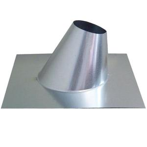 "Dottie RJ50 Roof Flashing, 1/2"", Steel"