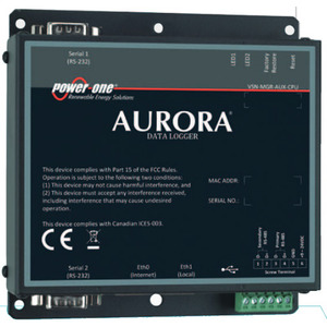 Power-One VSN-MGR-RES-P1-US Aurora Residential Data Logger
