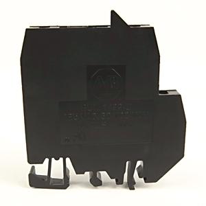Allen-Bradley 1492-UF3 Terminal Block, Fuse Holder, 4A, 125VAC, 60VDC, 4mm, for GMT Fuses