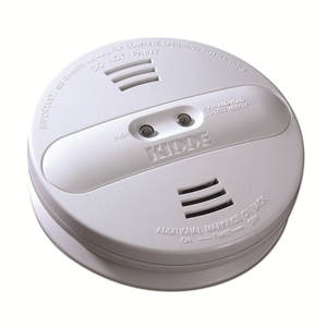 Kidde Fire 21007385 Smoke Detector, Dual Sensor, Photo & Ion, Battery Powered
