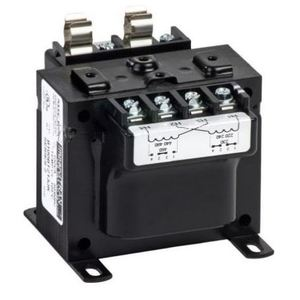 Micron B100-0391-3F Transformer, Control, 208/460 Primary - 120/12 Secondary, 100VA
