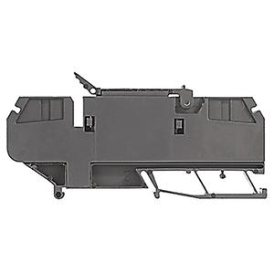 Allen-Bradley 1492-RFB4 Terminal Block, 15A, 300V AC/DC, Fuse Block, No Indicator, 4mm
