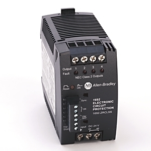 Allen-Bradley 1692-ZRCLSS Electronic Circuit Protector, 24VDC, NEC Class 2, Module Protection