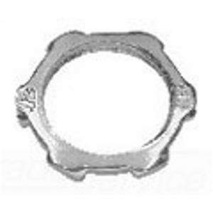 "Cooper Crouse-Hinds 16X Conduit Locknut, 2"", Thin Construction, Steel"