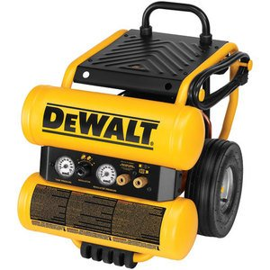 DEWALT D55154 1.1 HP Electric Air Compressor