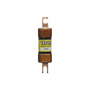 Eaton/Bussmann Series CGL-2 2 Amp HRC Form II Class CC Current-Limiting Fuse, 600V