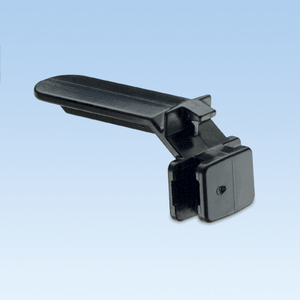 """Panduit WR3-C Wiring Duct Wire Retainer, Type G/H, for 3"""" Wide Panduct, 2"""" - 4"""" High"""
