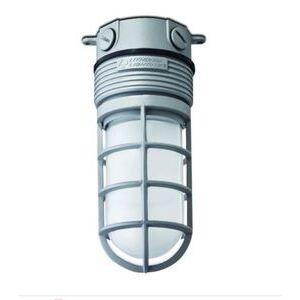 Lithonia Lighting OLVTCMM6 LED Wall Mount Utility Light, 15W Vaporproof LED Ceiling Mount