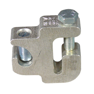 Appleton TCGC Cable Tray Grounding Conductor Clamp, 6 - 2/0 AWG, Aluminum