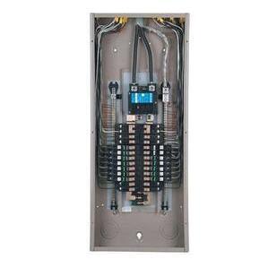 Eaton CH32NLPN225J Load Center, Convertible, Main Lug, 225A, 120/240V, 1PH, 32/32
