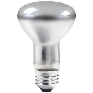 SYLVANIA 35R20/HAL/OPINK-120V Halogen Lamp, R20, 35W, 120V, Pink