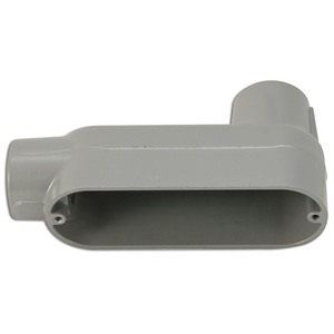 "Appleton LB100-A Conduit Body, Type: LB, Size: 1"", Form 85, Aluminum"