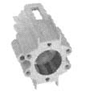 Allen-Bradley 194L-G2853 Shaft Extension, 24mm per Piece, for 194E-A