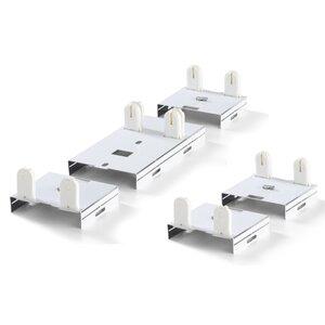 EPCO 14050 T8 Retrofit Conversion Kit: for 8-FT Fixture, 4 Lamp