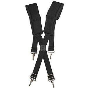 Klein 55400 Tradesman Pro Suspenders, Black