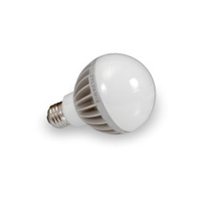 SYLVANIA LED7G25DIMF827 LED Lamp, Dimmable, G25, 7W, 120V, Frosted