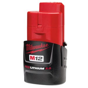 Milwaukee 48-11-2420 M12 Red Lithium Battery
