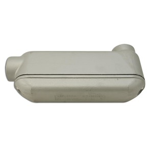 "Appleton BLB300-A Conduit Body, Type: Mogul LB, Size: 3"", 6X, Aluminum"