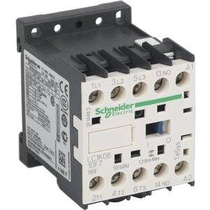 Square D LC1K0610F7 | Square D LC1K0610F7 Contactor, Mini, 4P, 6A