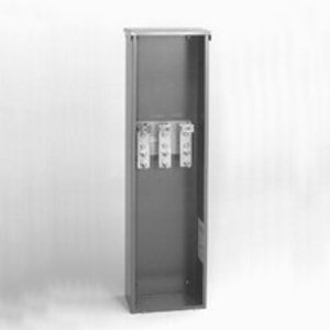 Cooper B-Line R9000-E Termination Enclosures, 800A Rated, NEMA 3R, 1-Phase, 3-Wire